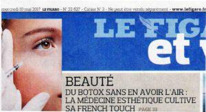Le Figaro 10 mai 2017