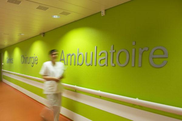 La chirurgie ambulatoire en chirurgie esthétique : le cas de l'augmentation mammaire